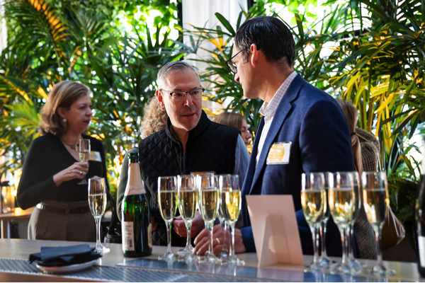 Wines of Germany 'Let's Talk About Sekt' Welcome Reception